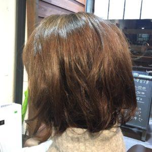 グレイカラー白髪染めスロウベージュアッシュ