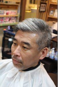 かっこいいお父さん髪型 ちょい悪おやじヘア