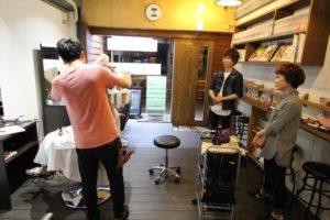 美容師ミーティング鹿児島美容室求人