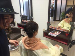 【けいすけパーマ巻き始め】鹿児島県 霧島市 国分 隼人 美容室 ミックススペース