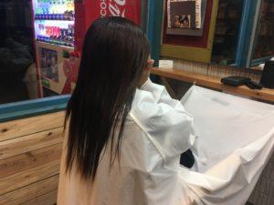 鹿児島夜遅くまで営業している美容室KAZE